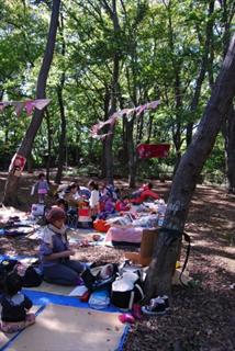 城山公園プレーパーク